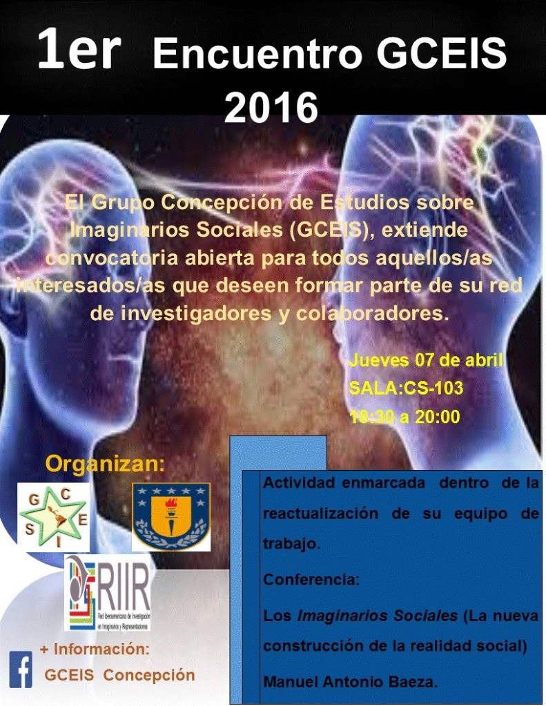 Encuentro GCEIS 2016