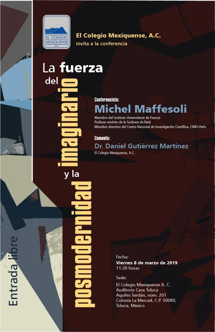 cartel maffesoli 2019
