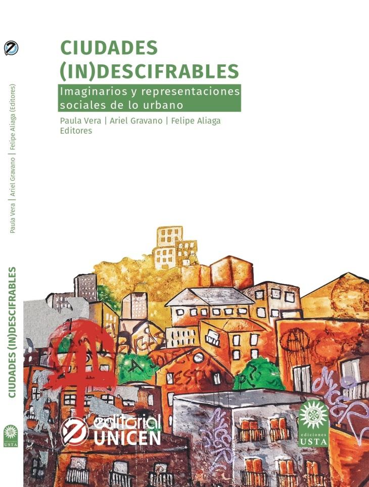 1.- Ciudades (in) descifrables. Portada Colombia